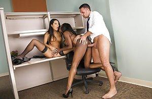Black Asian Porn