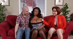 Threesome Porn