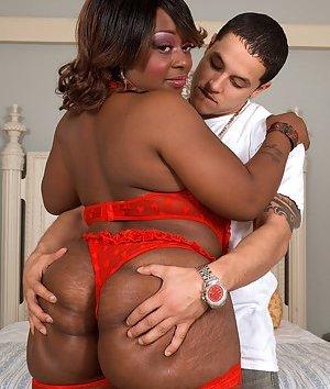 Fat Black Girls Porn