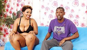 Fat Black Pussy Porn