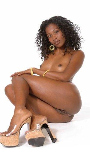 Black Model Porn